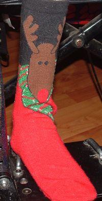 reindeer-socks
